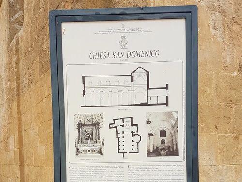 義大利馬泰拉 Matera必玩 -Chiesa di San Domenico 聖多梅尼科教堂