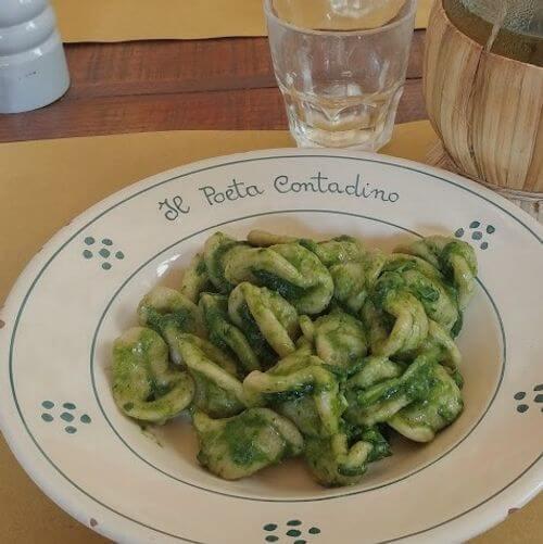 義大利萊切 = 萊可仕 = 雷契 Lecce 必吃 - Osteria Il Poeta Contadino