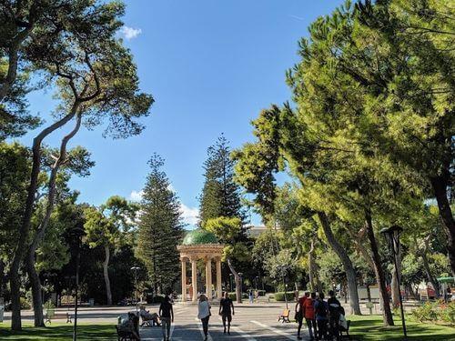 義大利萊切 = 萊可仕 = 雷契 Lecce 必玩 - Giardini Pubblici Giuseppe Garibaldi - Villa Comunale 朱塞佩·加里波第市政花園