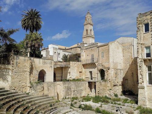 義大利萊切 = 萊可仕 = 雷契 Lecce 必玩 - Teatro Romano 古羅馬劇場