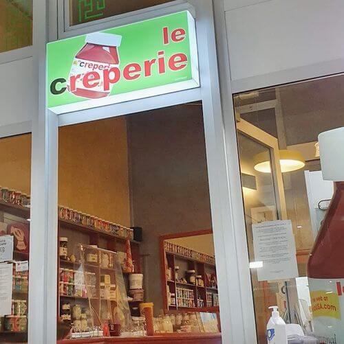 義大利萊切 = 萊可仕 = 雷契 Lecce 必吃 - Le Creperie
