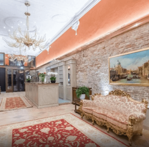 小資精選網紅飯店 - 多爾索杜羅納尼摩切里哥宮殿飯店 - Hotel Nani Mocenigo Palace