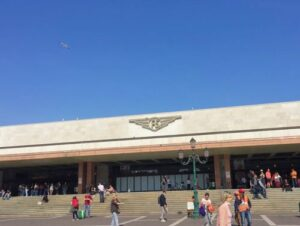 義大利威尼斯 Venice (威尼斯方言 Venezia) - Stazione di Venezia Santa Lucia 威尼斯聖露西亞車站