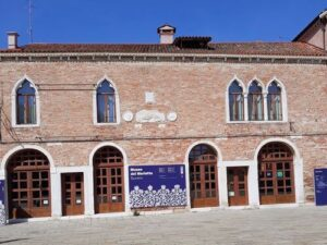 義大利威尼斯 Venice 布拉諾島 Isola di Burano 必玩 -Museo del Merletto 蕾絲博物館