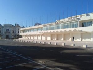 義大利威尼斯 Venice 麗都島 Isola di Lido (= Lido di Venezi) 必玩 - Palazzo del Cinema 電影宮
