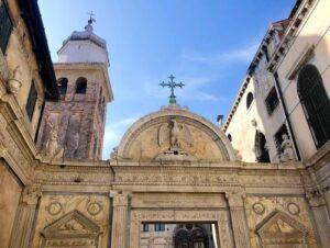 義大利威尼斯 Venice 聖保羅區 Sestiere San Polo 必玩 - Chiesa di San Giovanni Evangelista 聖若望宗徒堂
