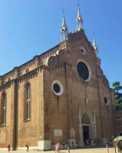 義大利威尼斯 Venice 聖保羅區 Sestiere San Polo 必玩 - Basilica S.Maria Gloriosa dei Frari 聖方濟會榮耀聖母聖殿