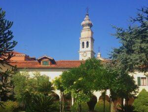 義大利威尼斯 Venice 麗都島 Isola di Lido (= Lido di Venezi) 必玩 - Monastero Armeno Mechitarista = Chiesa di San Lazzaro 亞美尼亞天主教修道院