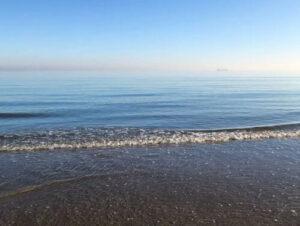 義大利威尼斯 Venice 麗都島 Isola di Lido (= Lido di Venezi) 必玩 - Spiaggia Lungomare d'Annunzio = Spiaggia Blue Moon 海灘