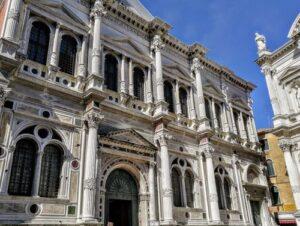 義大利威尼斯 Venice 聖保羅區 Sestiere San Polo 必玩 - Scuola Grande di San Rocco 聖洛克大會堂