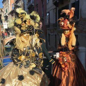 義大利威尼斯 Venice (威尼斯方言 Venezia) 必玩 - Carnevale Di Venezia 威尼斯嘉年華