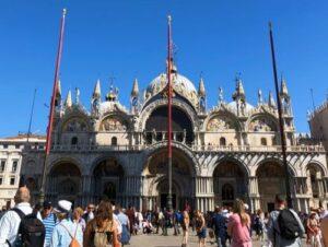 義大利威尼斯 Venice 聖馬可區 Sestiere San Marco 必玩 - Basilica di San Marco 聖馬爾谷聖殿宗主教座堂 = 聖馬可大教堂