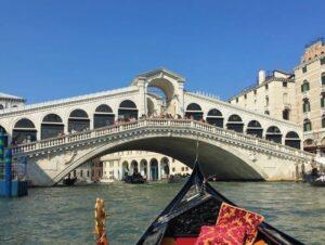 義大利威尼斯 Venice 聖保羅區 Sestiere San Polo 必玩 - Ponte di Rialto 里亞托橋 = 里阿爾托橋