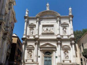 義大利威尼斯 Venice 聖保羅區 Sestiere San Polo 必玩 - Chiesa di San Rocco 聖洛克大教堂