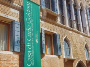 義大利威尼斯 Venice 聖保羅區 Sestiere San Polo 必玩 - Casa di Carlo Goldoni 卡洛·戈多尼府