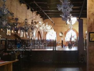 義大利威尼斯 Venice 穆拉諾島 Isola di Murano 必玩 - The Glass Cathedral - Santa Chiara 聖塔基亞拉玻璃教堂