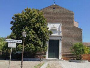 義大利威尼斯 Venice 麗都島 Isola di Lido (= Lido di Venezi) 必玩 - Parrocchia di San Nicolò di Lido 利多聖尼各老堂
