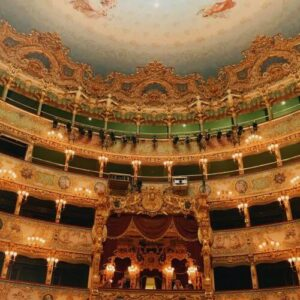 義大利威尼斯 Venice 聖馬可區 Sestiere San Marco 必玩 - Teatro La Fenice 鳳凰劇院 = 不死鳥劇院