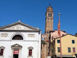 義大利威尼斯 Venice 聖馬可區 Sestiere San Marco 必玩 - Chiesa San Maurizio = Il Museo della Musica Venezia 聖穆理思堂