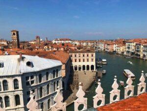 義大利威尼斯 Venice 聖馬可區 Sestiere San Marco 必玩 - T Fondaco Rooftop Terrace 德國商館