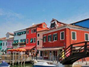 義大利威尼斯 Venice 布拉諾島 Isola di Burano 必玩 - Love Viewing Bridge
