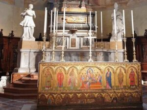 義大利威尼斯 Venice 穆拉諾島 Isola di Murano 必玩 - Basilica dei Santi Maria e Donato 聖瑪利亞聖多拿狄聖殿