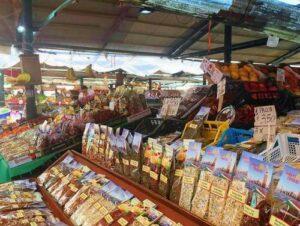 義大利威尼斯 Venice 聖保羅區 Sestiere San Polo 必玩 - Mercato di Rialto 里亞托市場 = 里亞托市集