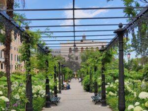 義大利威尼斯 Venice 聖馬可區 Sestiere San Marco 必玩 - Giardini Reali di Venezia 皇家花園