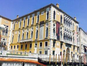 義大利威尼斯 Venice 聖馬可區 Sestiere San Marco 必玩 - Palazzo Cavalli-Franchetti 卡瓦利﹒弗蘭凱蒂宮