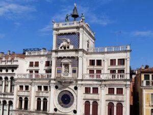 義大利威尼斯 Venice 聖馬可區 Sestiere San Marco 必玩 - Torre dell'Orologio聖馬可時鐘塔 (= 摩爾人之鐘)