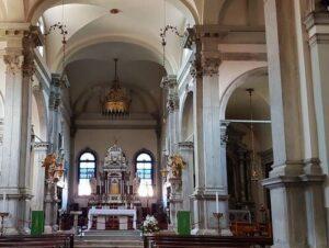 義大利威尼斯 Venice 布拉諾島 Isola di Burano 必玩 -Parrocchia di San Martino Vescovo 聖瑪爾定堂