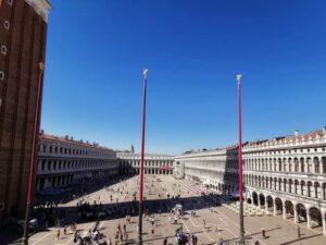 義大利威尼斯 Venice 聖馬可區 Sestiere San Marco 必玩 - Piazza San Marco 聖馬可廣場
