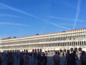 義大利威尼斯 Venice 聖馬可區 Sestiere San Marco 必玩 - Procuratie Vecchie 行政官邸大樓