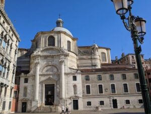 義大利威尼斯 Venice 卡納雷吉歐區 Sestiere Cannaregio 必玩 - Chiesa di San Geremia 聖傑雷米亞教堂 = 聖耶肋米亞堂