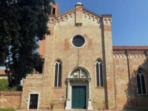 義大利威尼斯 Venice 城堡區 Sestiere Castello 必玩 - Chiesa parrocchiale di Sant'Elena Imperatrice 聖婦赫利納堂 = 聖埃琳娜教堂