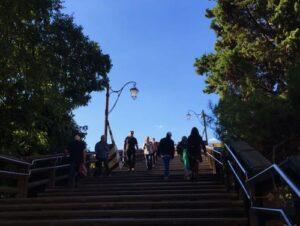 義大利威尼斯 Venice 多爾索杜羅區 Sestiere Dorsoduro 必玩 - Ponte dell'Accademia 學院橋