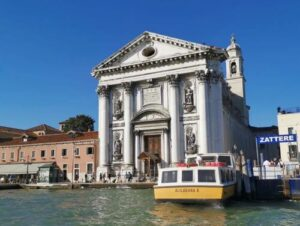 義大利威尼斯 Venice 多爾索杜羅區 Sestiere Dorsoduro 必玩 - Chiesa di Santa Maria del Rosario (Gesuati) 玫瑰聖母堂