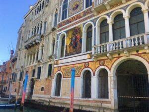 義大利威尼斯 Venice 多爾索杜羅區 Sestiere Dorsoduro 必玩 - Palazzo Barbarigo 巴爾巴里戈宮 & Palazzo Da Mula Morosini 達穆拉·莫羅西尼宮