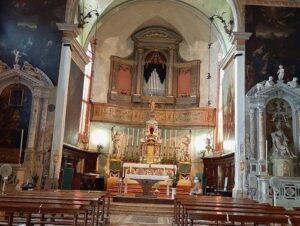 義大利威尼斯 Venice 卡納雷吉歐區 Sestiere Cannaregio 必玩 - Chiesa Parrocchiale di Sant'Alvise (San Ludovico Vescovo) 聖阿維斯堂 = 聖阿爾維斯教堂