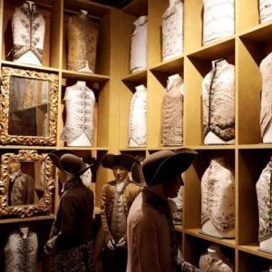 義大利威尼斯 Venice 聖十字區 Sestiere Santa Croce 必玩 - Museo di Palazzo Mocenigo 莫契尼哥宮博物館