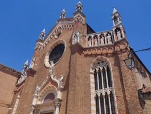 義大利威尼斯 Venice 卡納雷吉歐區 Sestiere Cannaregio 必玩 - Chiesa della Madonna dell'Orto 丁托列托教堂 = 果園聖母堂