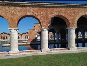 義大利威尼斯 Venice 城堡區 Sestiere Castello 必玩 - Arsenale della Biennale di Venezia 雙年展展館