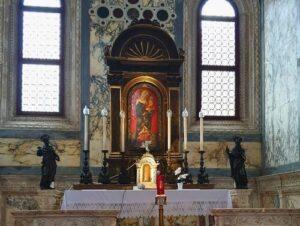 義大利威尼斯 Venice 卡納雷吉歐區 Sestiere Cannaregio 必玩 - Chiesa di Santa Maria dei Miracoli 奇蹟聖母教堂