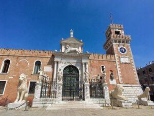 義大利威尼斯 Venice 城堡區 Sestiere Castello 必玩 - Arsenale di Venezia 威尼斯軍械庫