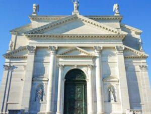 義大利威尼斯 Venice 多爾索杜羅區 Sestiere Dorsoduro 必玩 - Chiesa del Santissimo Redentore 威尼斯救主堂 = 桑蒂西莫·雷登托雷教堂