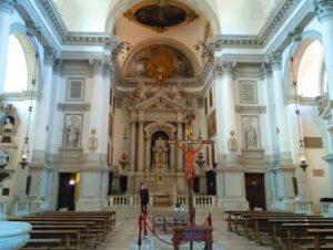 義大利威尼斯 Venice 聖十字區 Sestiere Santa Croce 必玩 - Chiesa di San Stae 聖歐達奇教堂 = 聖斯塔教堂