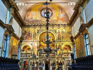 義大利威尼斯 Venice 城堡區 Sestiere Castello 必玩 - Chiesa di San Giorgio dei Greci 希臘聖喬治堂