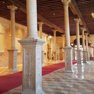 義大利威尼斯 Venice 城堡區 Sestiere Castello 必玩 - Scuola Grande di San Marco = Ospedale Santi Giovanni e Paolo 聖馬可大會堂