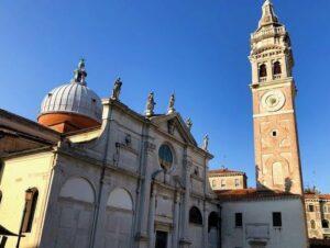 義大利威尼斯 Venice 城堡區 Sestiere Castello 必玩 - Parrocchia di Santa Maria Formosa = Chiesa di Santa Maria Formosa 至美聖瑪利亞教堂
