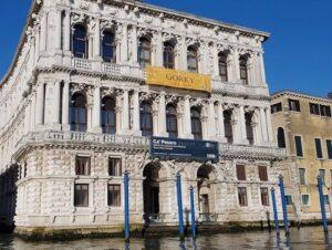 義大利威尼斯 Venice 聖十字區 Sestiere Santa Croce 必玩 - Ca' Pesaro 佩薩羅宮